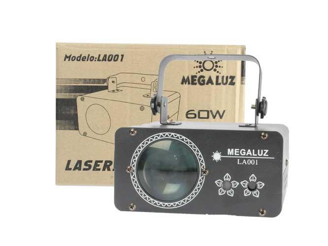 reflector led megaluz las-001 la001, imágenes de varios diseños, ideal para luz y sonido50-60hz, 110-240v, cabler de corriente, led