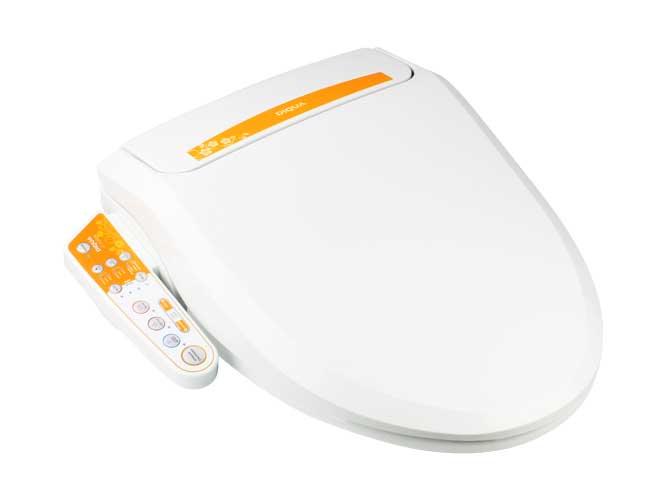 bidet electronico diqua jf-c28dm, asiento electrico para baÑo, escusado, inodoro, tapa electrica para escusado