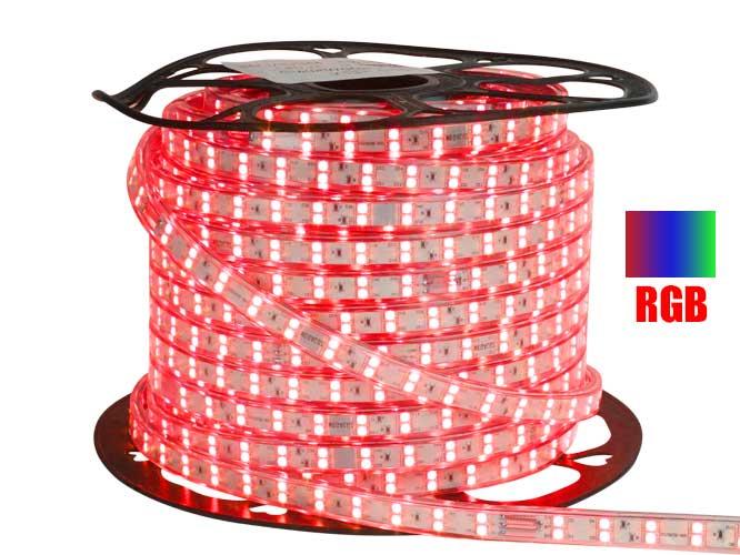 MANGUERAS LED  RGB 500W50M2