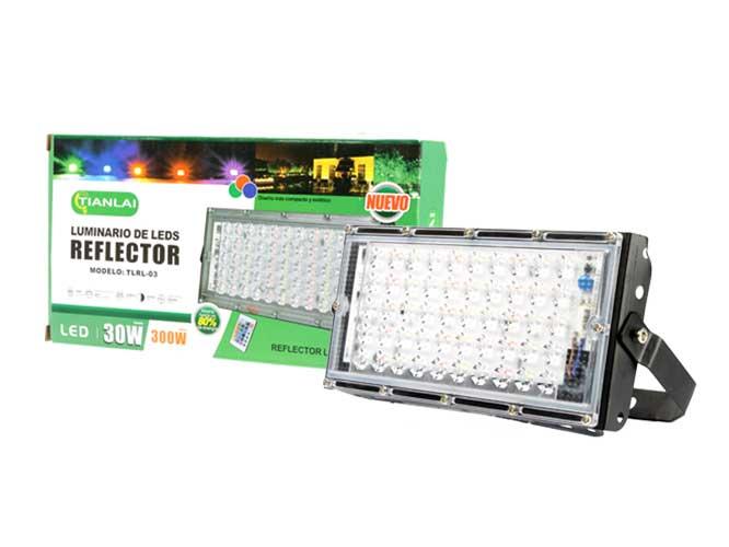 REFLECTOR RGB  R18W30MM28