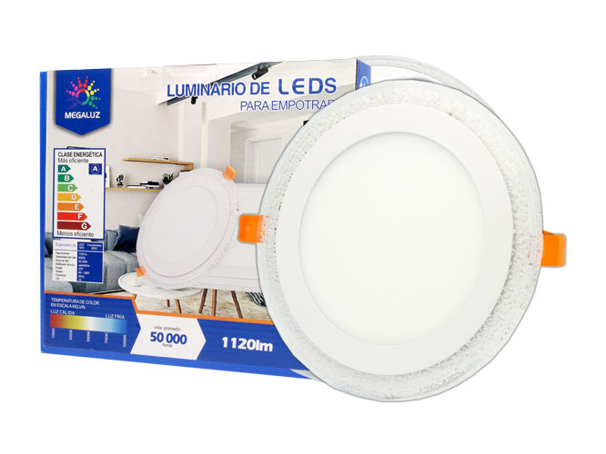 LUMINARIO LED S24W16BM06
