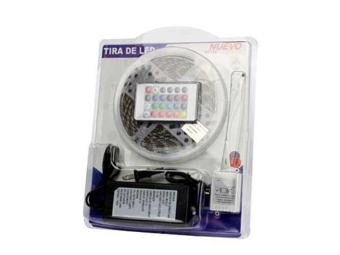 TIRA LED RGB 9W5M1