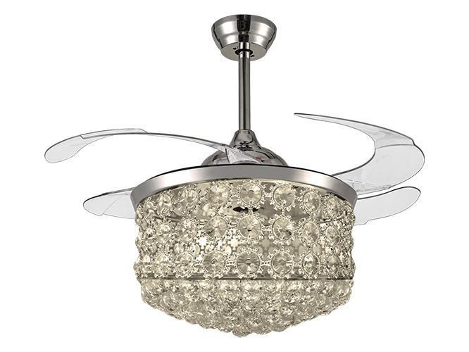 Lámpara de techo con ventilador F8679-500