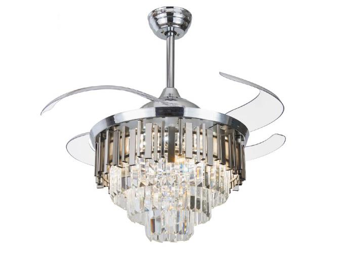 Lámpara de techo con ventilador F8706-500