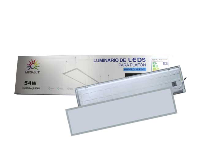 Pantalla luminaria PAN30X120
