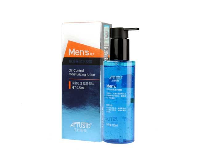 gel hidratante masculino 135ml DS02