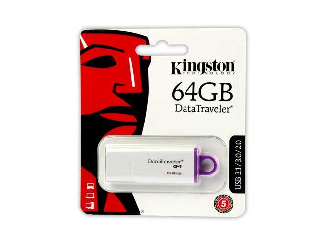 USB KINGSTON 64GB DTIG4
