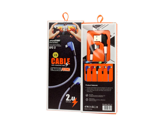 CABLE XFC-2-V8
