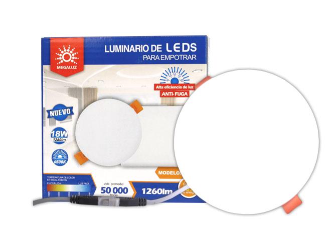 LUMINARIO LED SA34W18