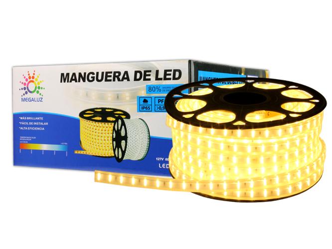 MANGUERAS  BLANCA CALIDA 225W25M4