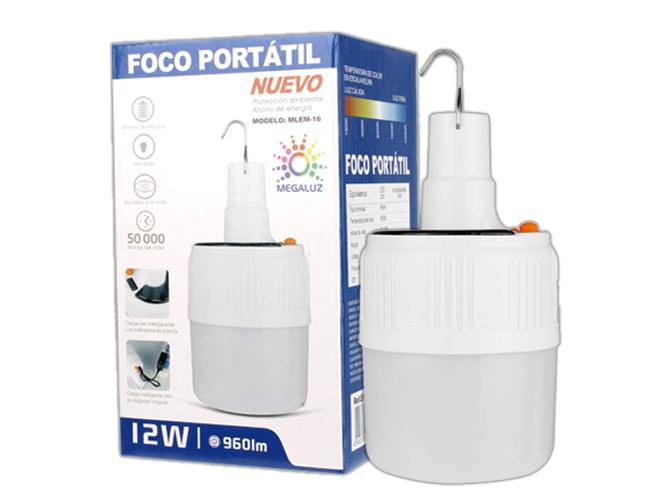 FOCO PORTáTIL.EM09W12
