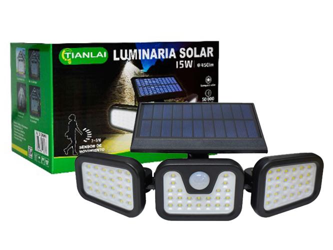 LUMIONARIA SOLAR LS20W01