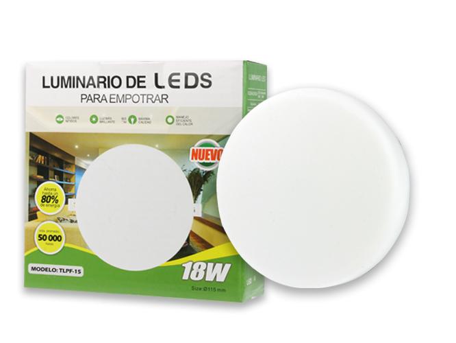 LUMINARIO LED S37W18