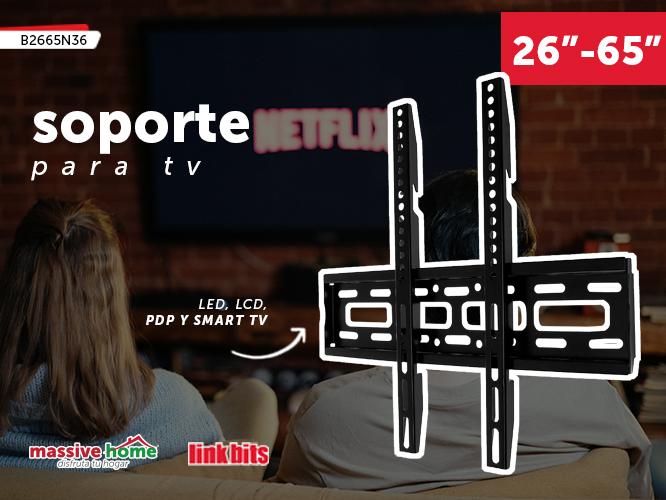 SOPORTE TV B266