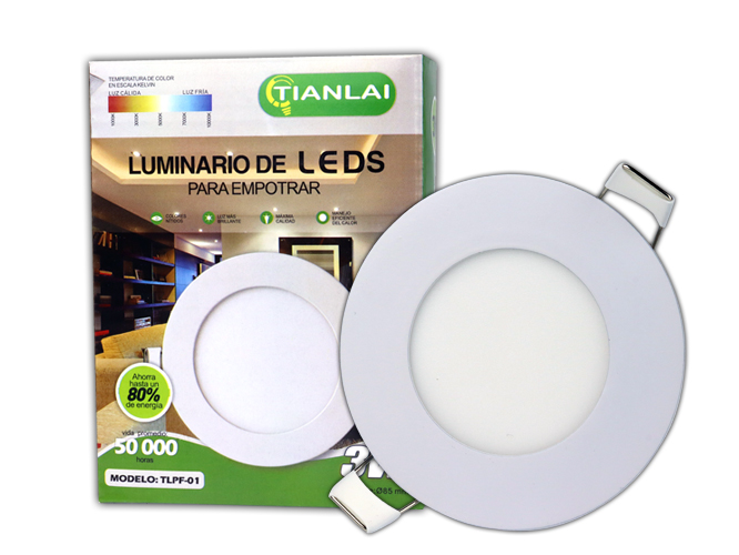 LUMINARIO LED S26W03