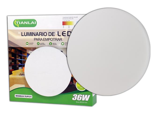 LUMINARIO LED S38W36