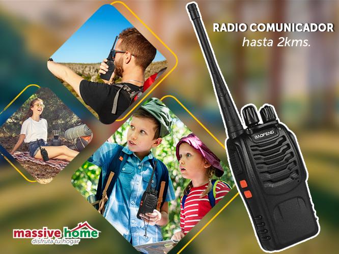 RADIO COMUNICADOR 888s