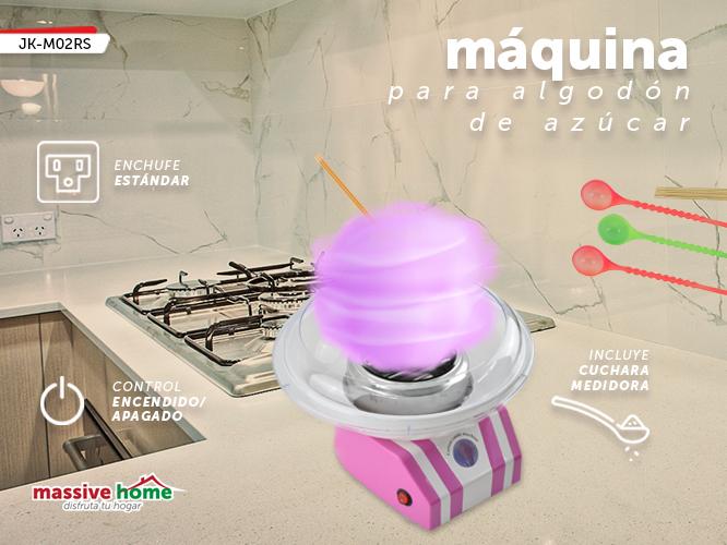 MAQUINA DE ALGODON JK-M02RS