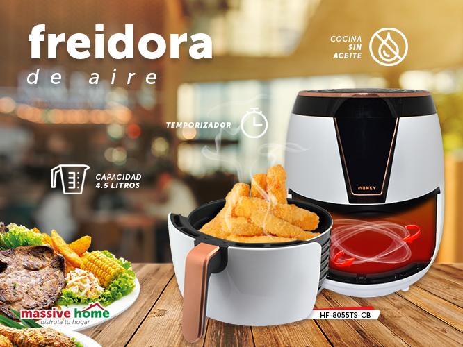 FREIDORA DE AIRE HF-8055TS-CB