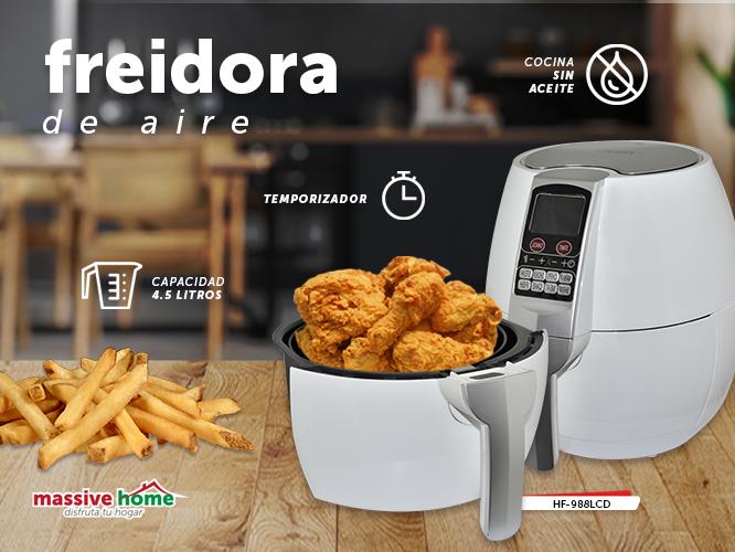 FREIDORA DE AIRE HF-988LCD
