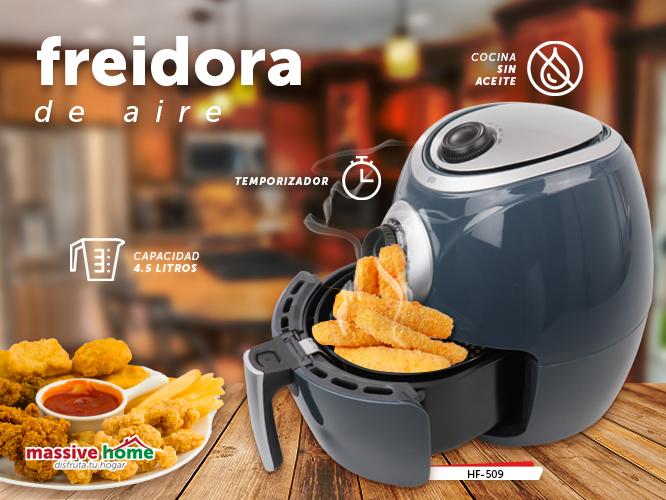 FREIDORA DE AIRE HF-509