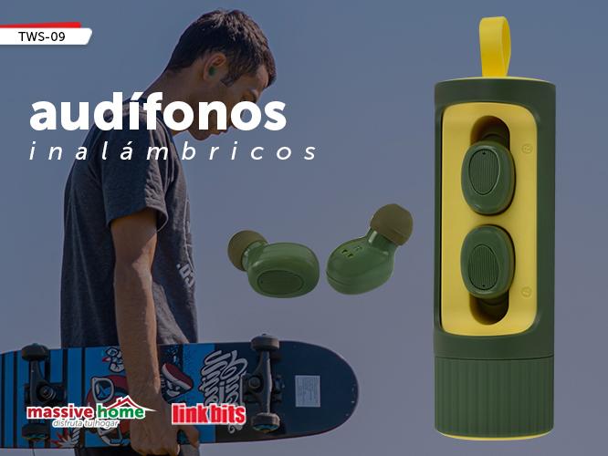 AUDIFONO TWS-09