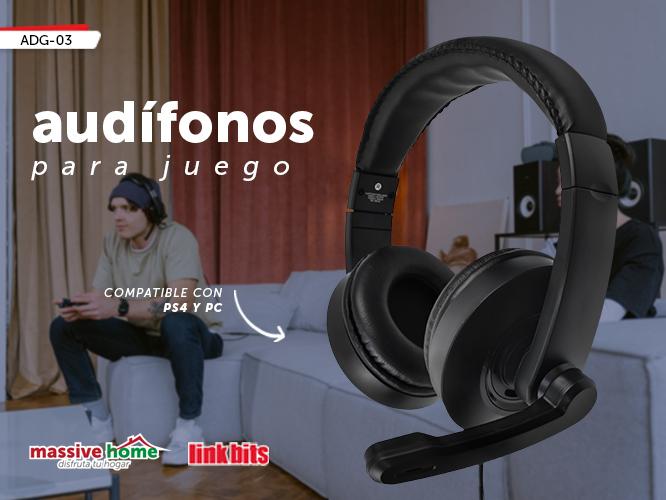AUDIFONO PARA JUEGO ADG-03