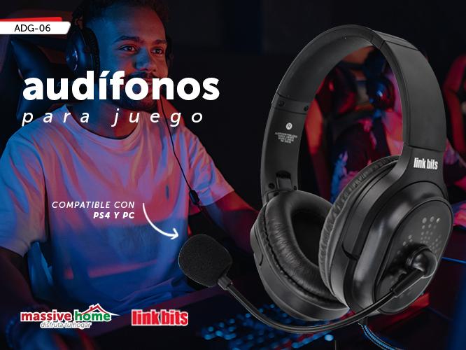 AUDIFONO PARA JUEGO ADG-06