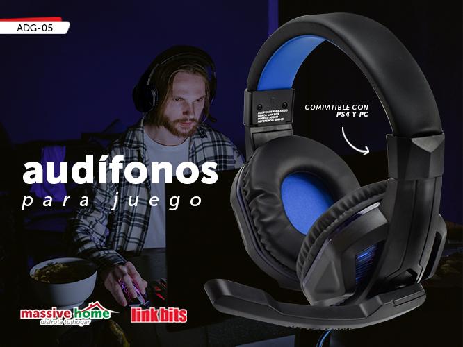 AUDIFONO PARA JUEGO ADG-05