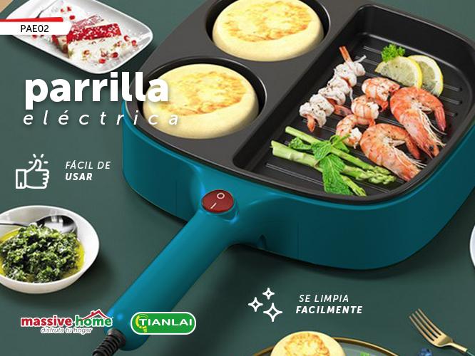 PARRILLA ELECTRICA PAE02