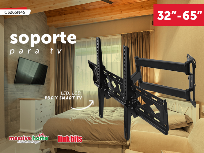 SOPORTE TV. C3265N45
