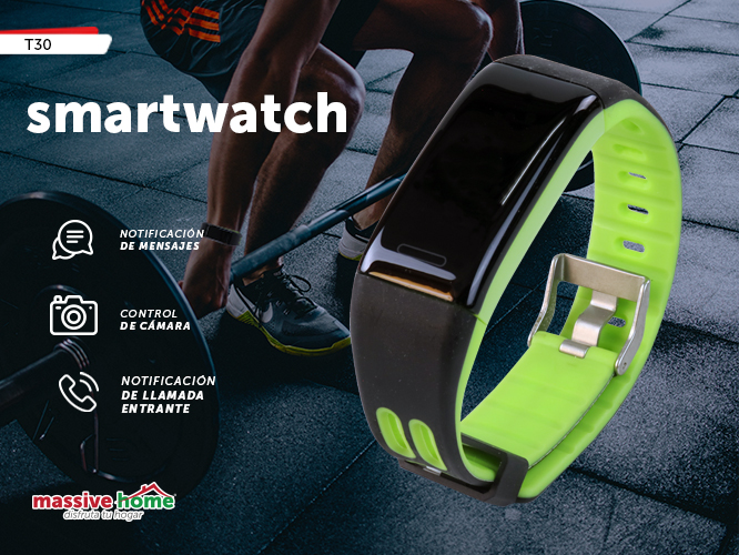 SMARTWATCHES T30
