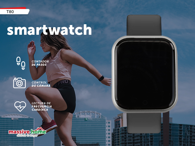 SMARTWATCHES T80