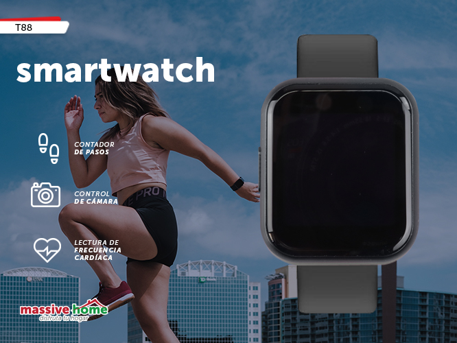 SMARTWATCHES T88
