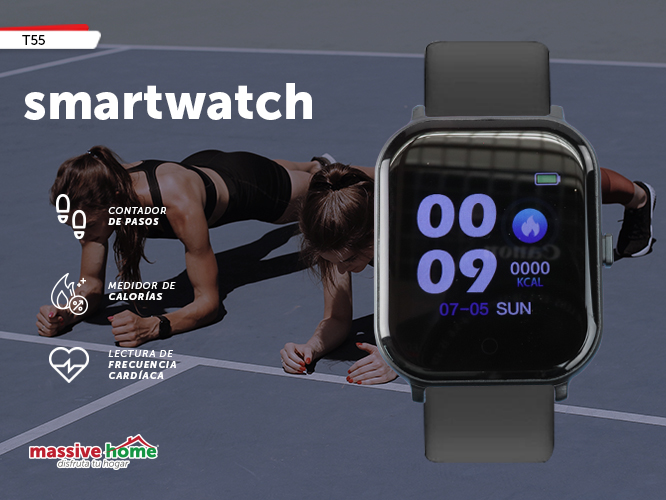 SMARTWATCHES T55