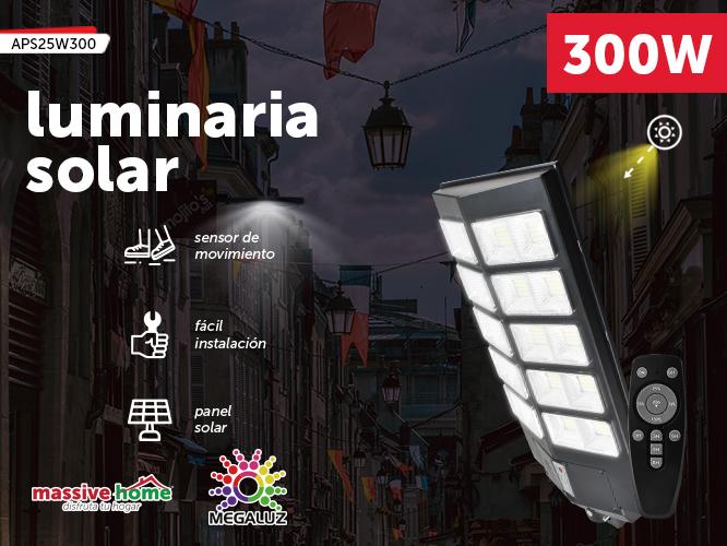 LUMINARIO AP APS25W300