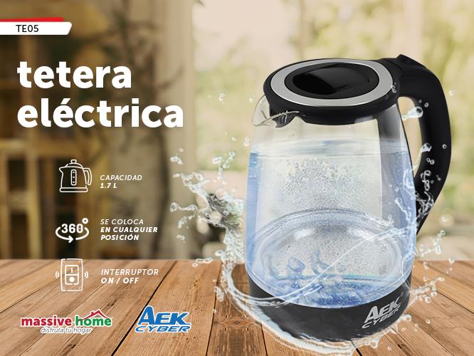 TETERA ELECTRICA TE05