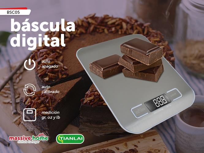 BASCULA DIGITAL BSC05