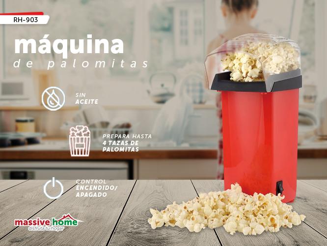 MAQUINA DE PALOMITAS RH-903