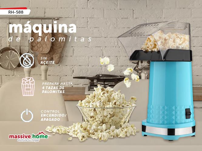 MAQUINA DE PALOMITAS RH-588A