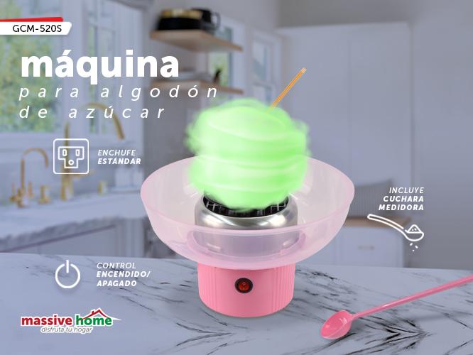 MAQUINA DE ALGODON GCM-520S