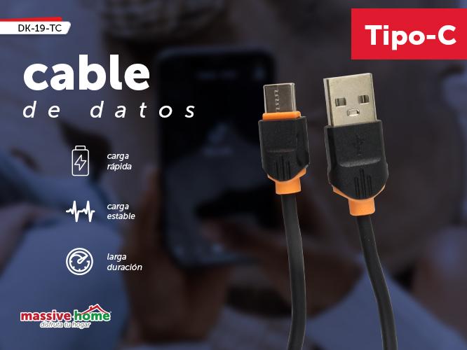 CABLE DE DATOS DK-19-TC