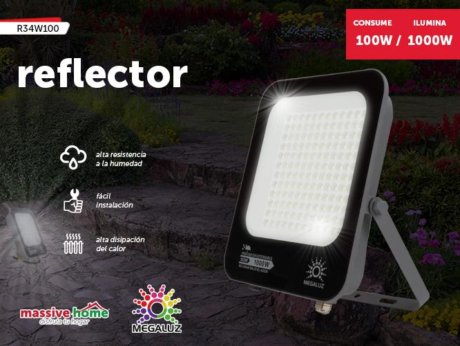 REFLECTOR R34W1