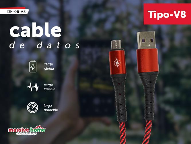 CABLE DE DATOS DK-06-V8