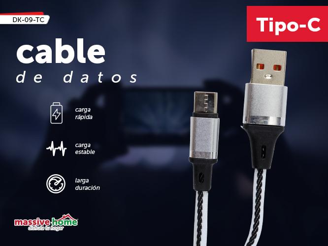 CABLE DE DATOS DK-09-TC
