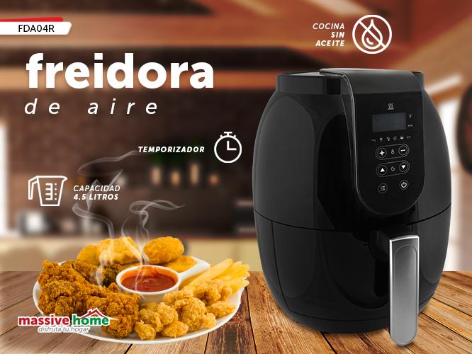 FREIDORA DE AIRE FDA04R