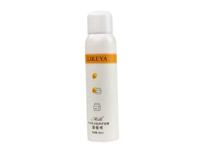 spray relajante y protector muscular con leche de vaca 180ml lky-1