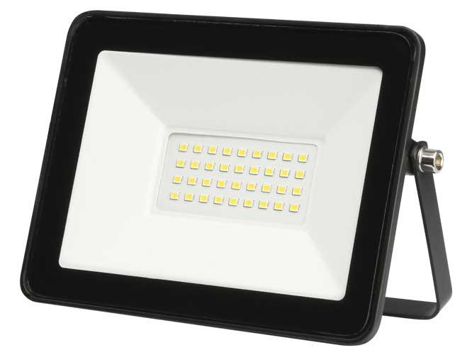 reflector megaluz llr-017 r12w30m02, 30w, equivale a 300w, 270lm, ip66 para uso en exteriores, facil de instalar