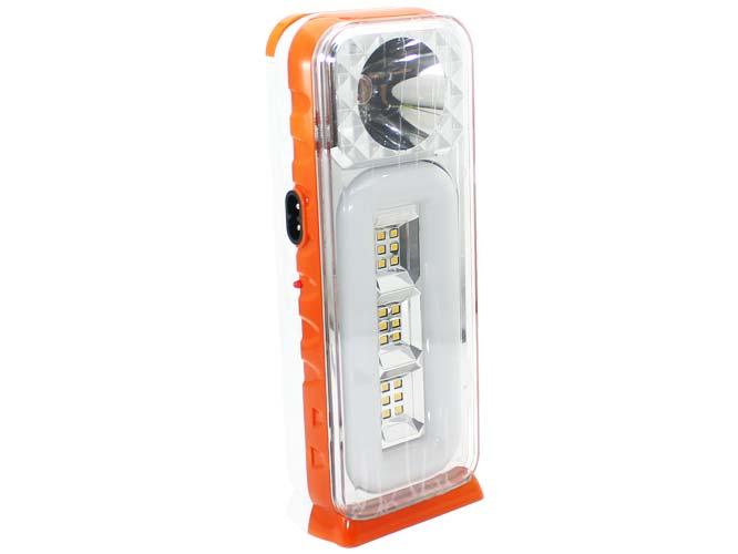 lampara gn-1618 by-1618-s, carga solar y electrica, luz calida y luz blanca, recargable, agarradera practica