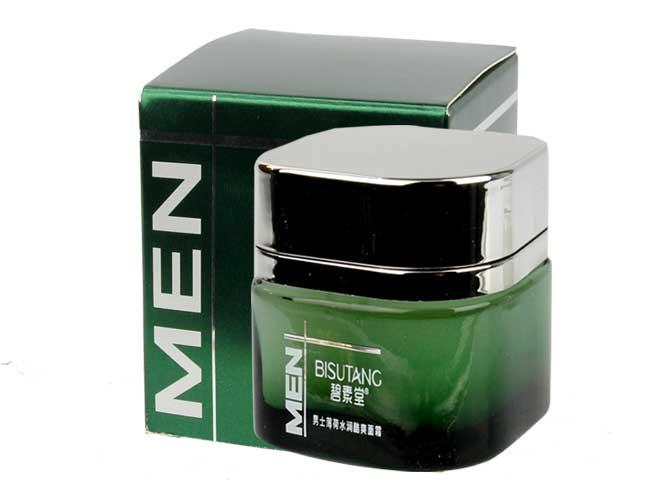 crema para caballero con  extracto de menta, hidratante y refrescante para una piel mas suave bstd48951